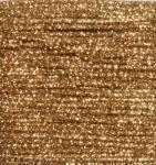 Gold Glitter Crafting Cord - 10 Yards by Craft Trim