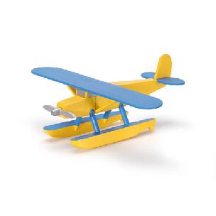 Pontoon Plane Wood Model Kit
