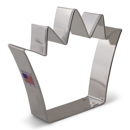 Crown - King's Cookie Cutter 4 1/4 inch