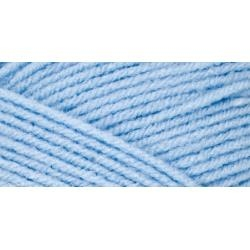 Light Blue Red Heart Super Saver Yarn - 7 oz