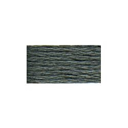 117-0413 Dark Pewter Grey - Six Strand DMC Floss
