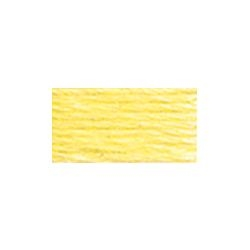 117-0445 Light Lemon - Six Strand DMC Cotton Floss