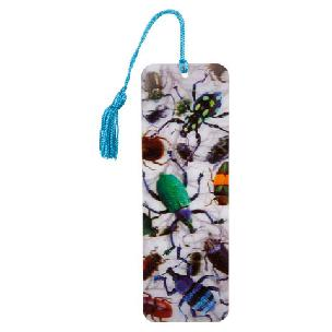 3-D Bookmark - Insects