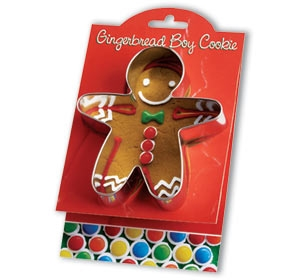Ginger Bread Boy Cookie Cutter by Ann Clark
