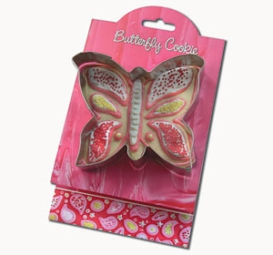Butterfly Make More Cookies Cookie Cutter by Ann Clark