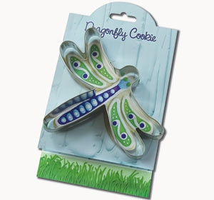 Dragonfly - Make More Cookies Cookie Cutter by Ann Clark