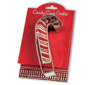 Candy Cane - Make More Cookies Cookie Cutter