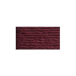 117-0902 Very Dark Garnet - Six Strand DMC Cotton Floss