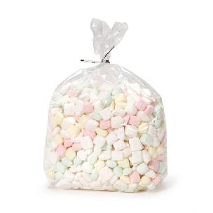 Treat Bags Clear 5  x 11 inches 20 pieces