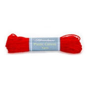 Red Herrschners Acrylic Yarn - 25 yards