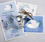 Dove Cookie Cutter by Ann Clark