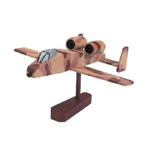 Bomber Plane - Wood Model Kit