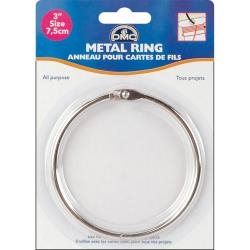 DMC Metal Craft Ring 3 inch
