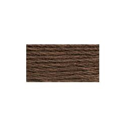 117-0779 Dark Cocoa Six Strand DMC Cotton Floss