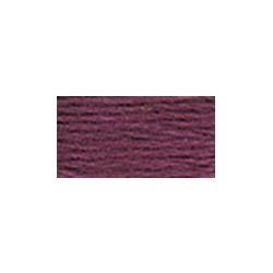117-3834 Dark Grape - Six Strand DMC Cotton Floss