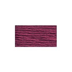 117-3803 Medium Dark Mauve - Six Strand DMC Cotton Floss