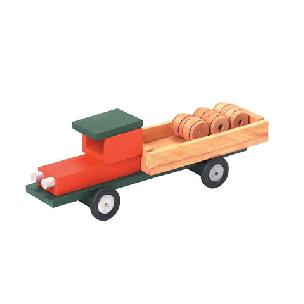 Pick Up Truck - Wood Model Kit - 7-1/4 x 2-1/2 inches