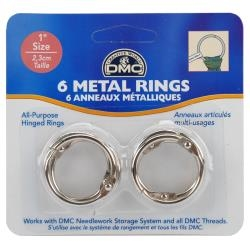 DMC Metal Craft Ring 1 inch