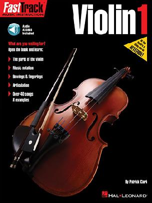 FastTrack - Violin 1 - Audio Access Included