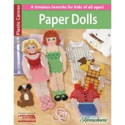 Paper Dolls - A Plastic Canvas Design Book