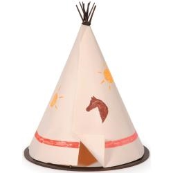 Tepee - Wood Model Kit