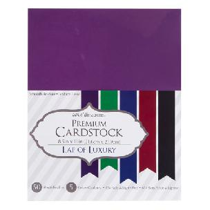 Lap of Luxury - Core'dinations Smooth Texture Premium Cardstock
