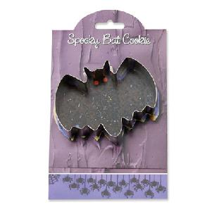 Spooky Bat - Make More Cookies Cookie Cutter by Ann Clark