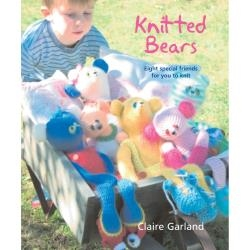 Knitted Bears - Eight fun bears for you to knit and crochet