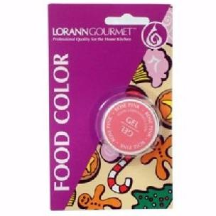 Rose Pink - LorAnn Gourmet Gel Food Color
