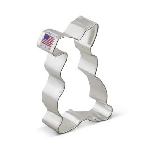 Floppy Bunny Cookie Cutter - 3 3/4 inch by Ann Clark