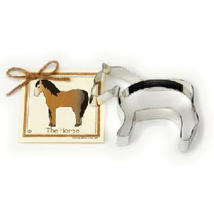Horse Cookie Cutter 4 3/4 inches by Ann Clark
