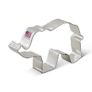 Elephant Cookie Cutter 5 inch by Ann Clark