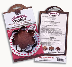 Whoopie Cookie Cutter by Ann Clark