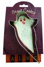 Ghost - Make More Cookies Cookie Cutter by Ann Clark