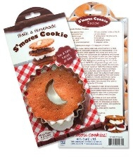 S'mores Cookie Cutter by Ann Clark