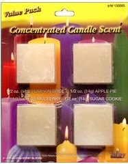 Concentrated Candle 4 Scent Value Pack - Fall