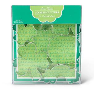 St Patrick's Boxed Set - Ann Clark Cookie Cutters