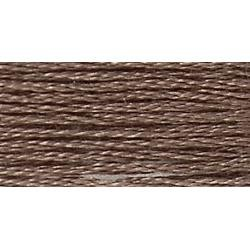 117-0008 Dark Driftwood Six Strand DMC Cotton Floss