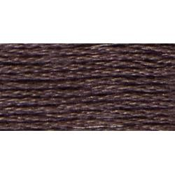 117-0009 Very Dark Cocoa Six Strand DMC Floss