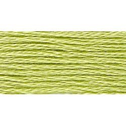117-0016 Light Chartreuse 6-Strand Cotton DMC Floss