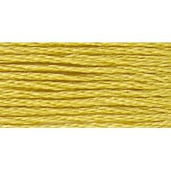 117-0018 Yellow Plum 6-Strand Cotton DMC Floss