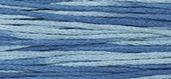 F6-2113 Union Blue Weeks 6-Strand Embroidery Floss