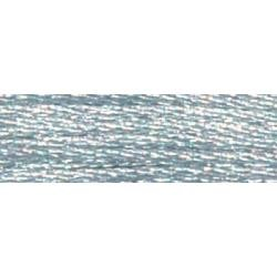 317W-E415 DMC Light Effects Embroidery Floss 8.7yd Pewter
