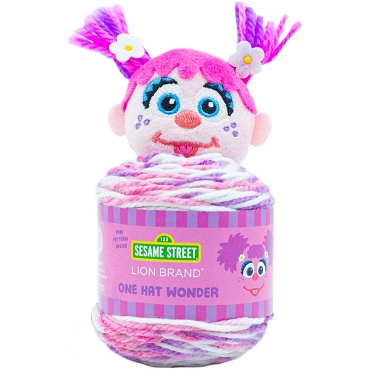 Abby Cadabby - Lion Brand Sesame Street One Hat Wonder Yarn