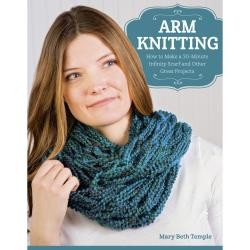 Arm Knitting - Knitted Mitts and Mittens
